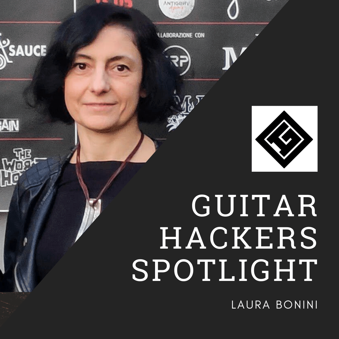 Guitar Hackers Spotlight Laura Bonini