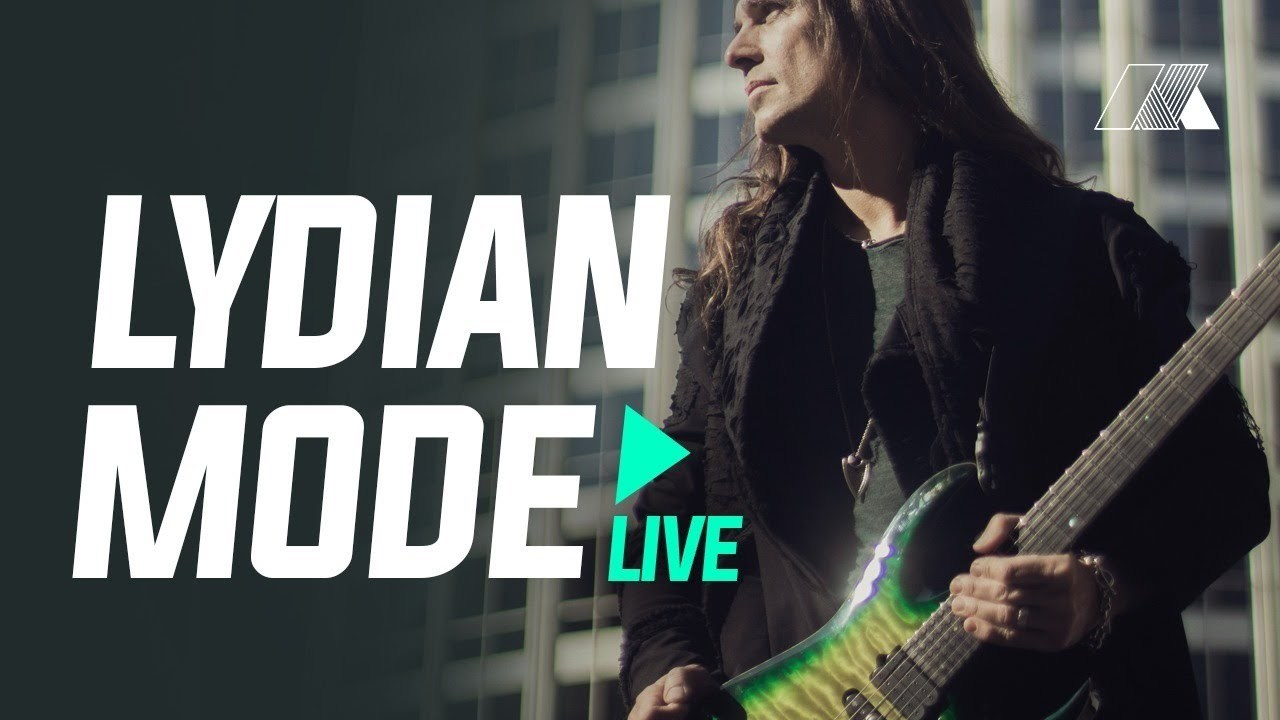 lydian mode major scale