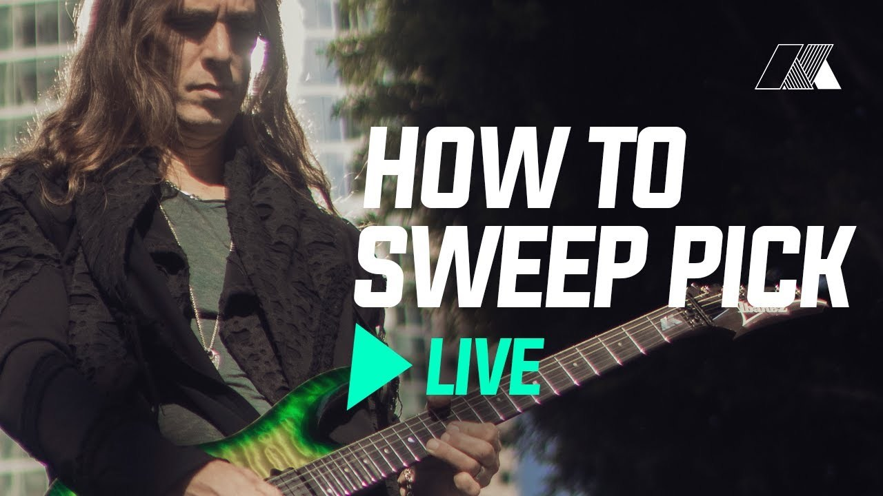 sweep picking exercises